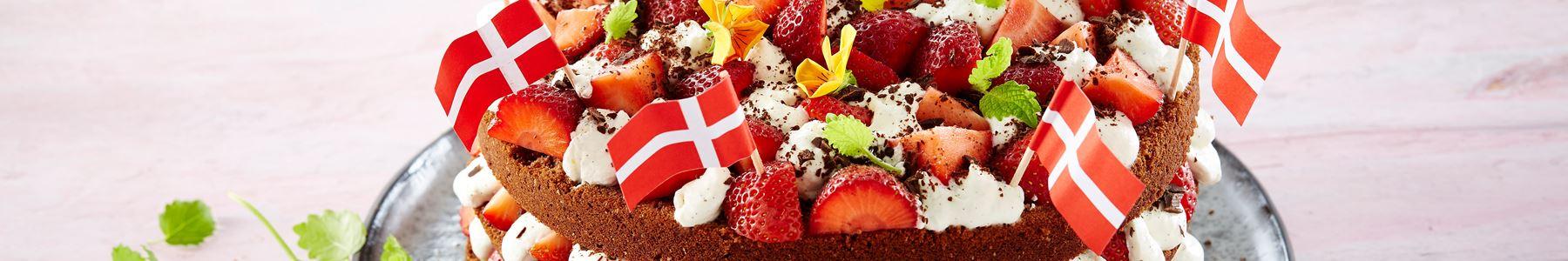 Lagkager + Chokolade