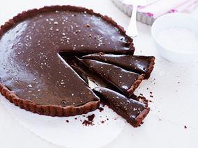 Chokoladetærte