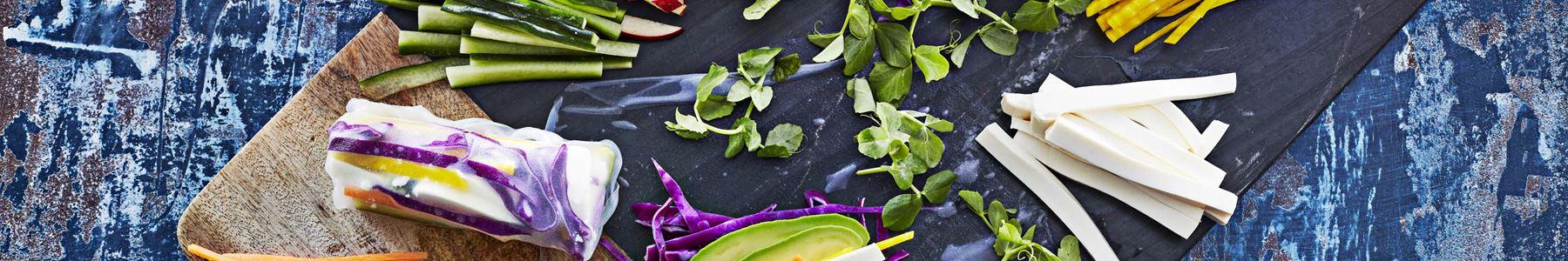 Spidskål + Vegetarisk madplan + Ost