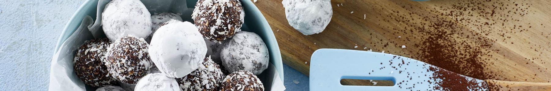 Kager + Desserter + Havregryn + Vinter