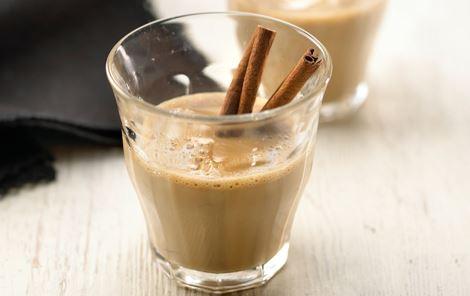 Kaffe med kanel