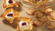 Flødekurve eller småkager