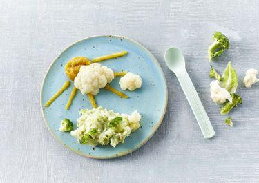 Grøntsagsmos - til baby