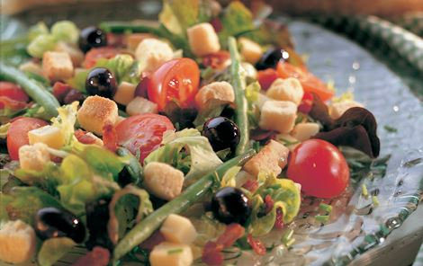 Barn + Bønner + Salater + Efterår