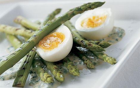 Æg med sennepscreme
