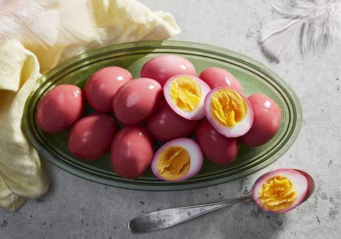 Syltede æg