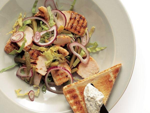 Frokost og frokostretter - Opskrift fra Karolines Køkken