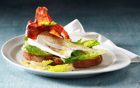 Caesar sandwich med brie
