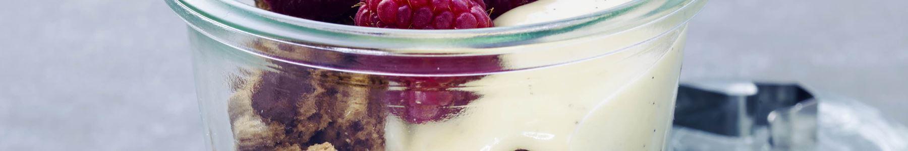 Hurtig + Desserter + Hele året + Sommer