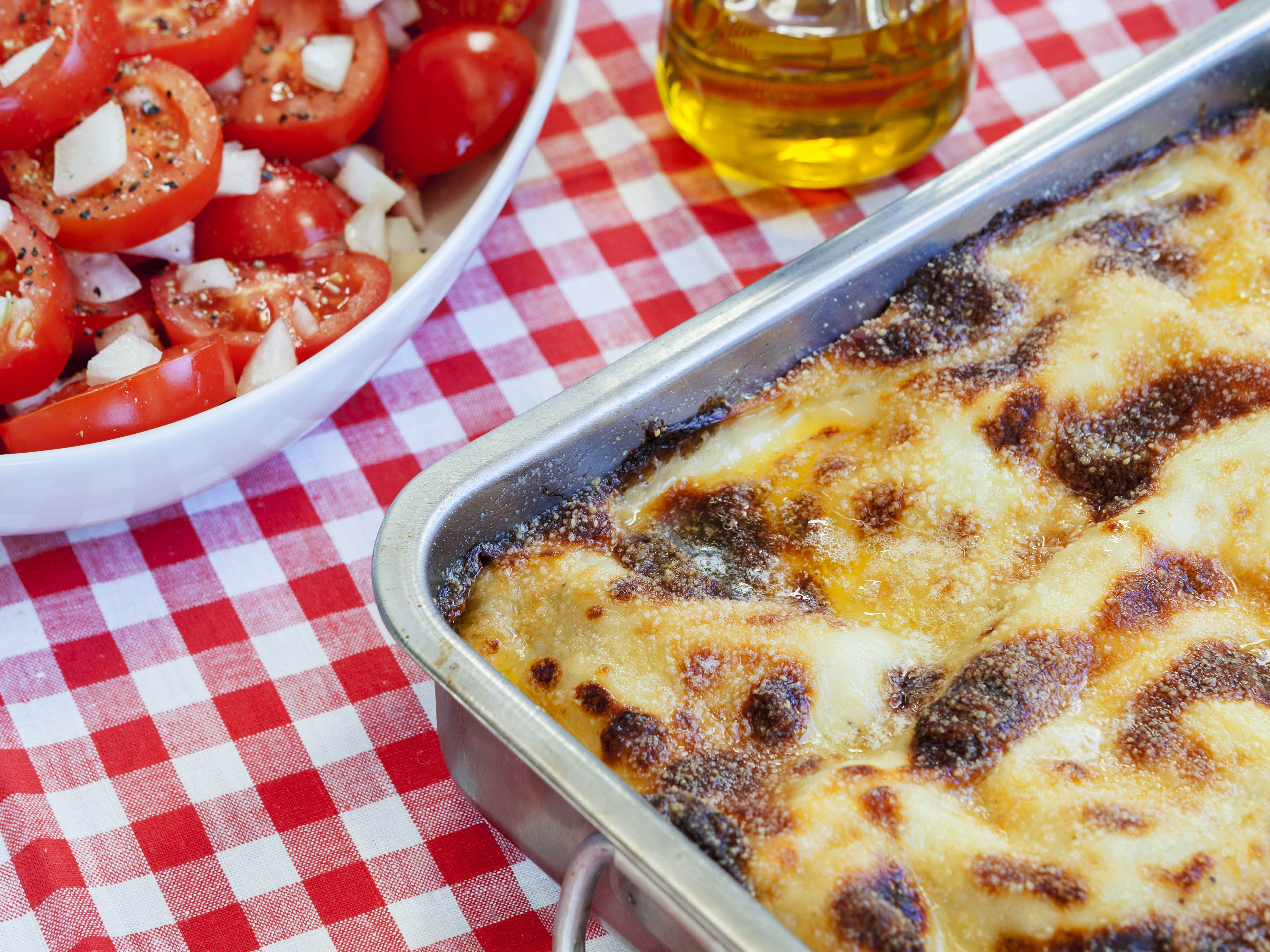 Lasagne italienne