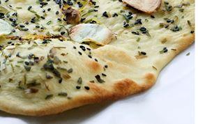 Sprøde pizzabrød