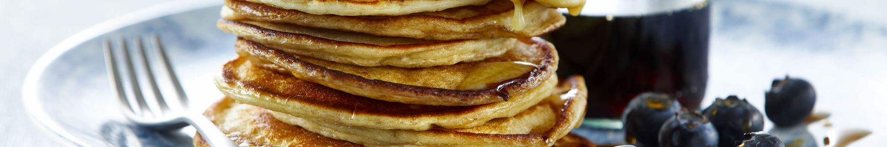 Amerikansk + Morgenmad