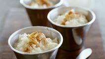 Ricepudding med mandler