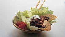Stines Hot Stuff - Chiligryde med tacoskaller