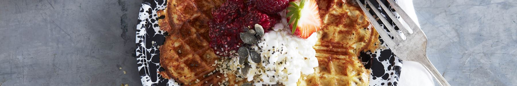 Desserter + Hytteost + Forår