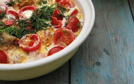 Tomat + Sandart