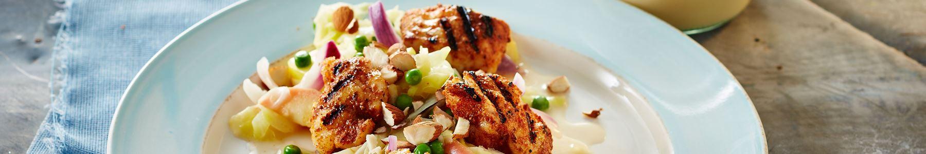 Salater + Spidskål + Danmark