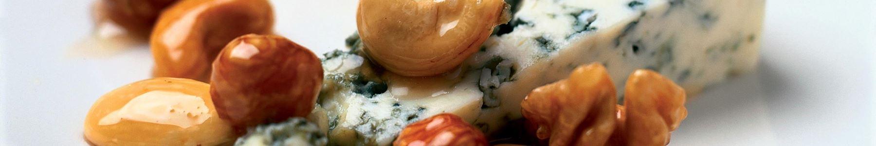 Pære + Ostetallerken