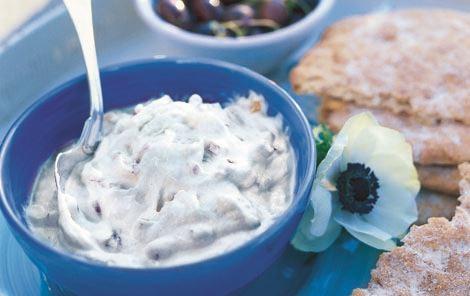 Græsk kaviardip