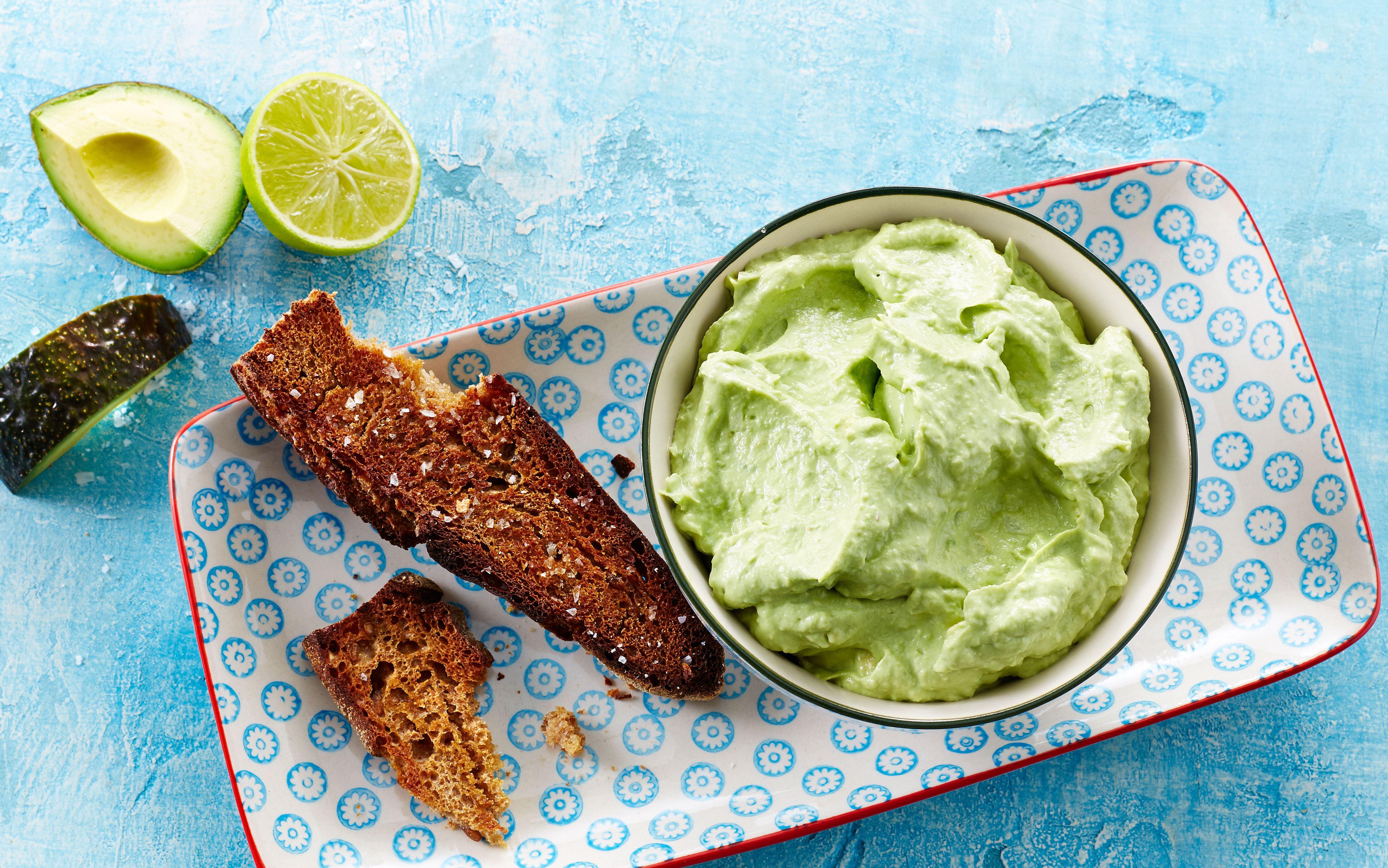 Guacamole - avocadocreme