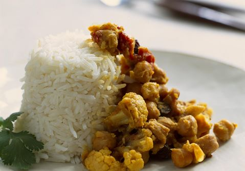 Kikærtecurry