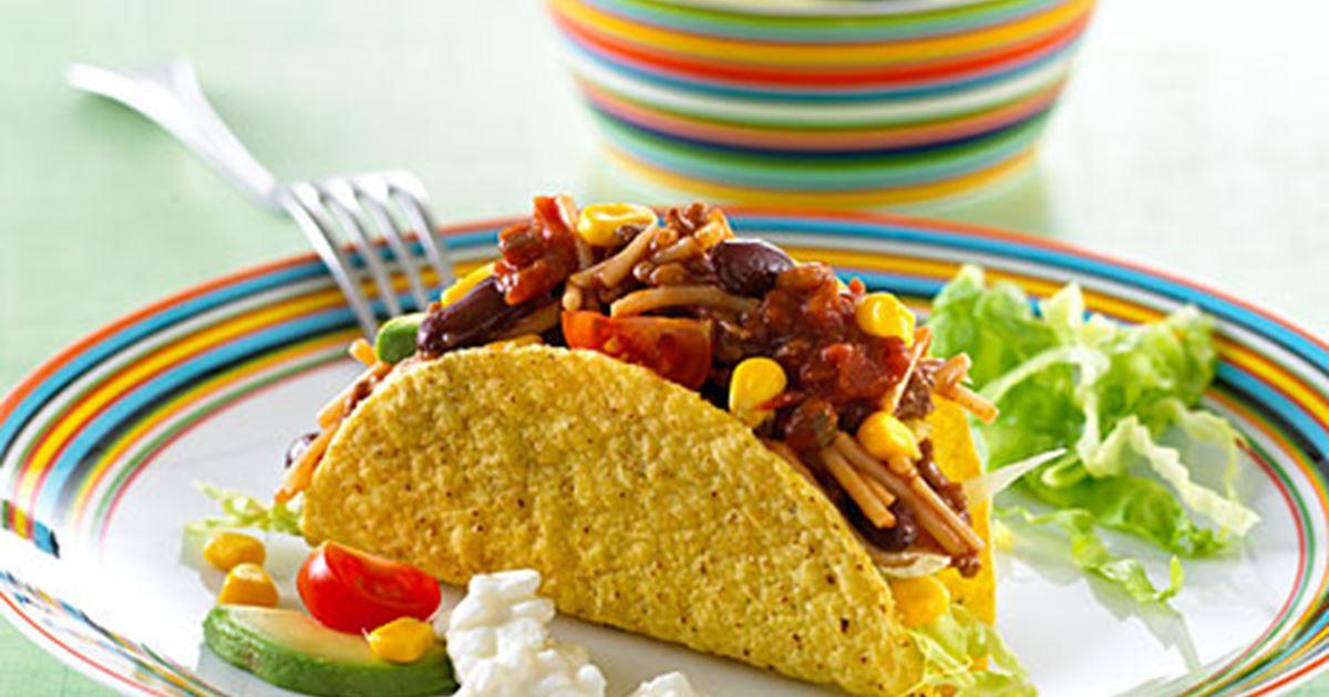 Taco skaller