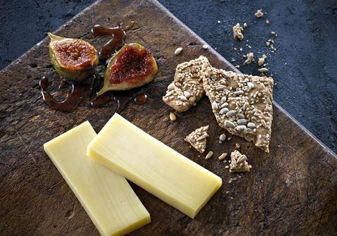Karamelliserede figner til ost
