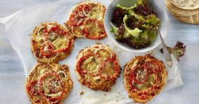 Pita-pizzabrød