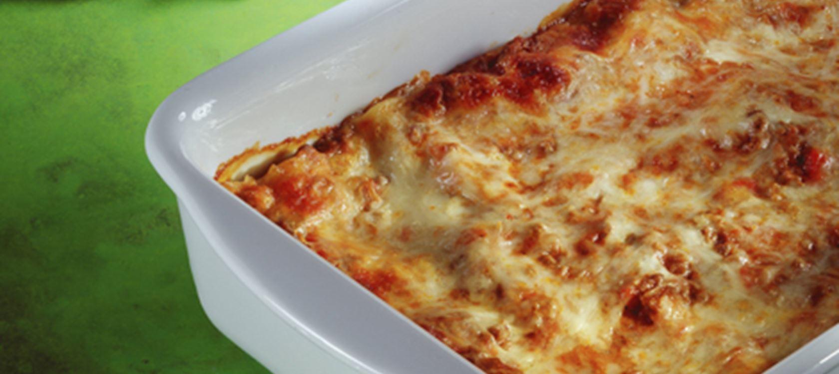 arla lasagne