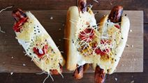 Cheese dogs