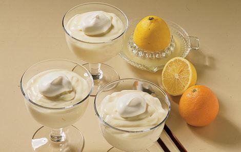 Citronfromage med ymer