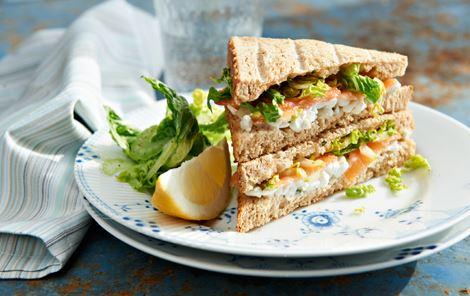 Opskrifter sandwich