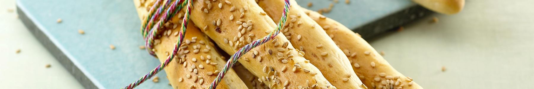 Brød + Tilbehør + Snacks og tapas