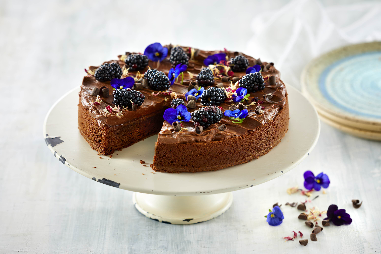 chokoladekage arla