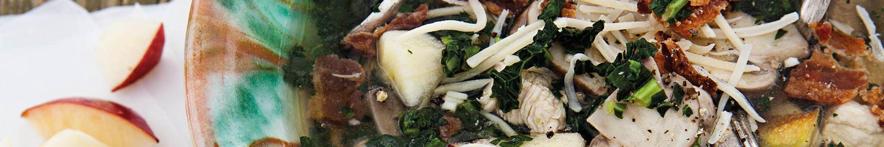 Grønkål + Varme supper