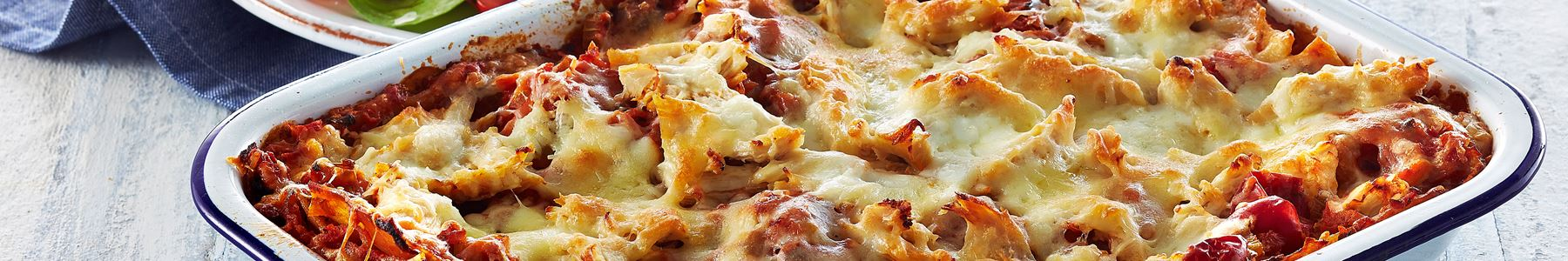 Basilikum + Mozzarella