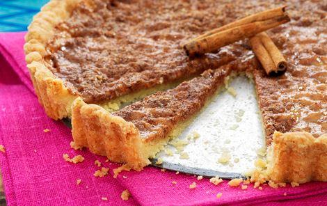 Kaneltærte