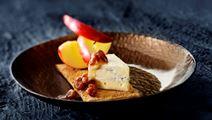 Krydret æblegelé til ost