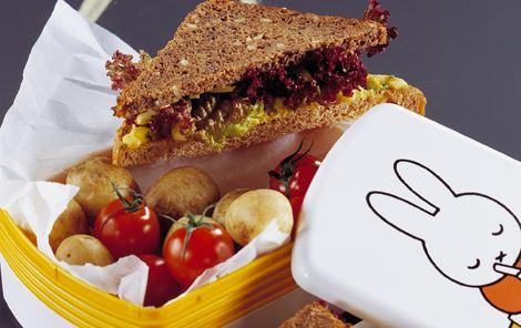 Æggesalat til sandwich