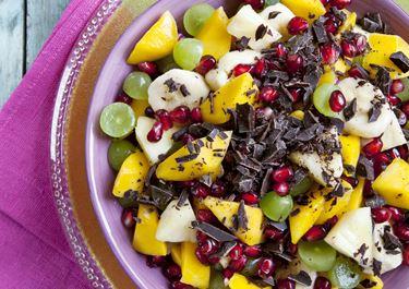 Tropisk frugtsalat