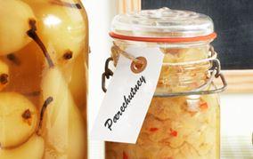 Pærechutney med chili