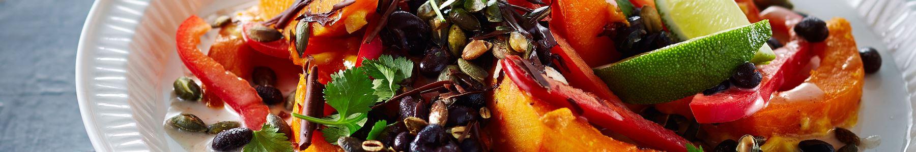 Chokolade + Vegetar + Efterår