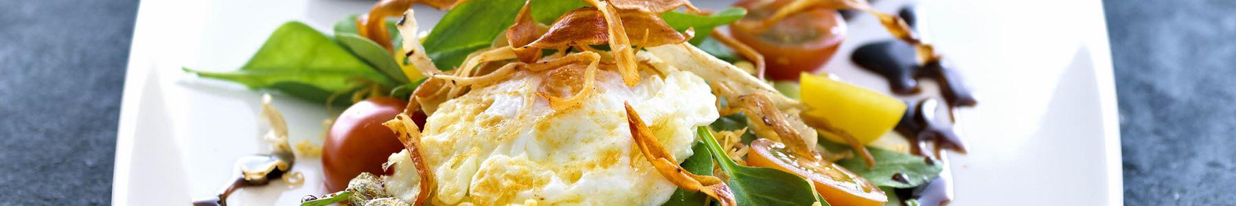 Hurtig + Salater + Morgenmad + Efterår