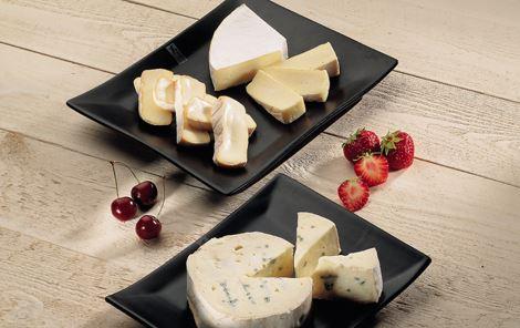 Osteanretning med 3 oste