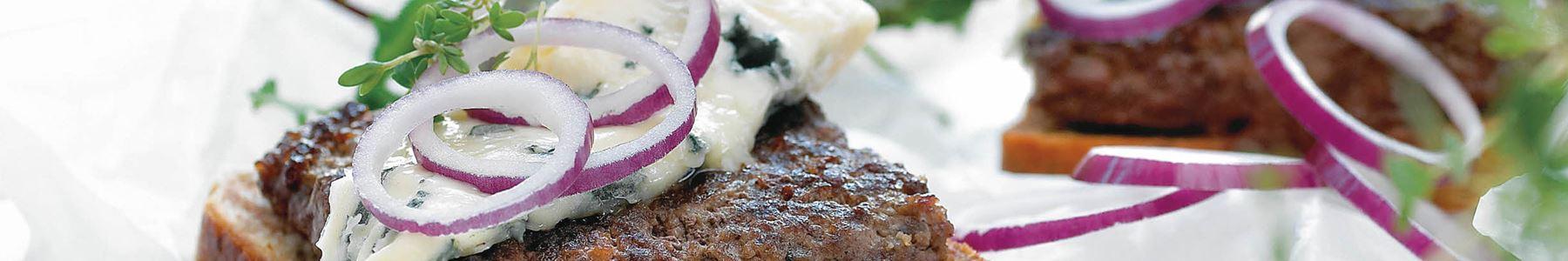 Okse + Smørrebrød