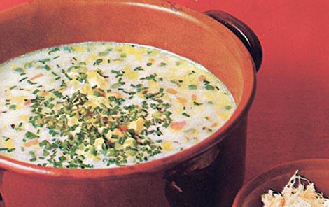 Borgmestergårdens suppe