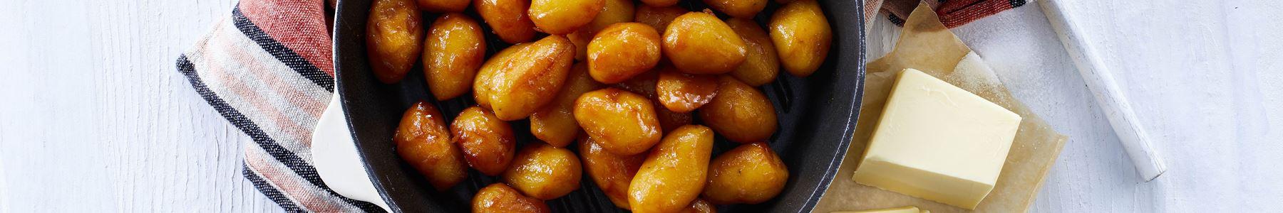 Opskrifter kartofler