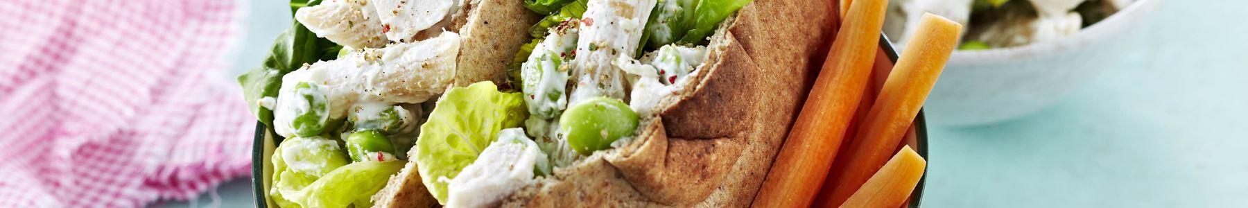 Salater + Familiens favoritter + Madpakke + Efterår