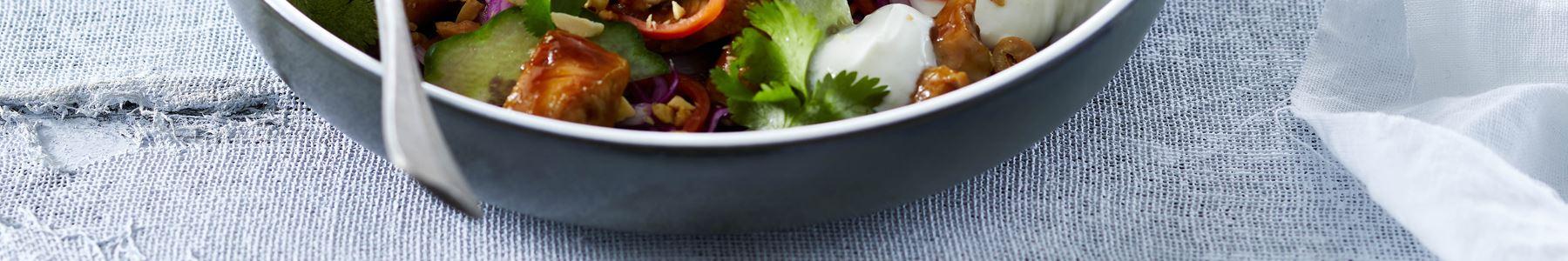 Ingefær + Salater + Spidskål