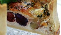 Oliventærte